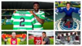 Scottish Premiership transfer montage