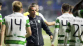 Rodgers hails 'outstanding result' after Celtic were 'written off'