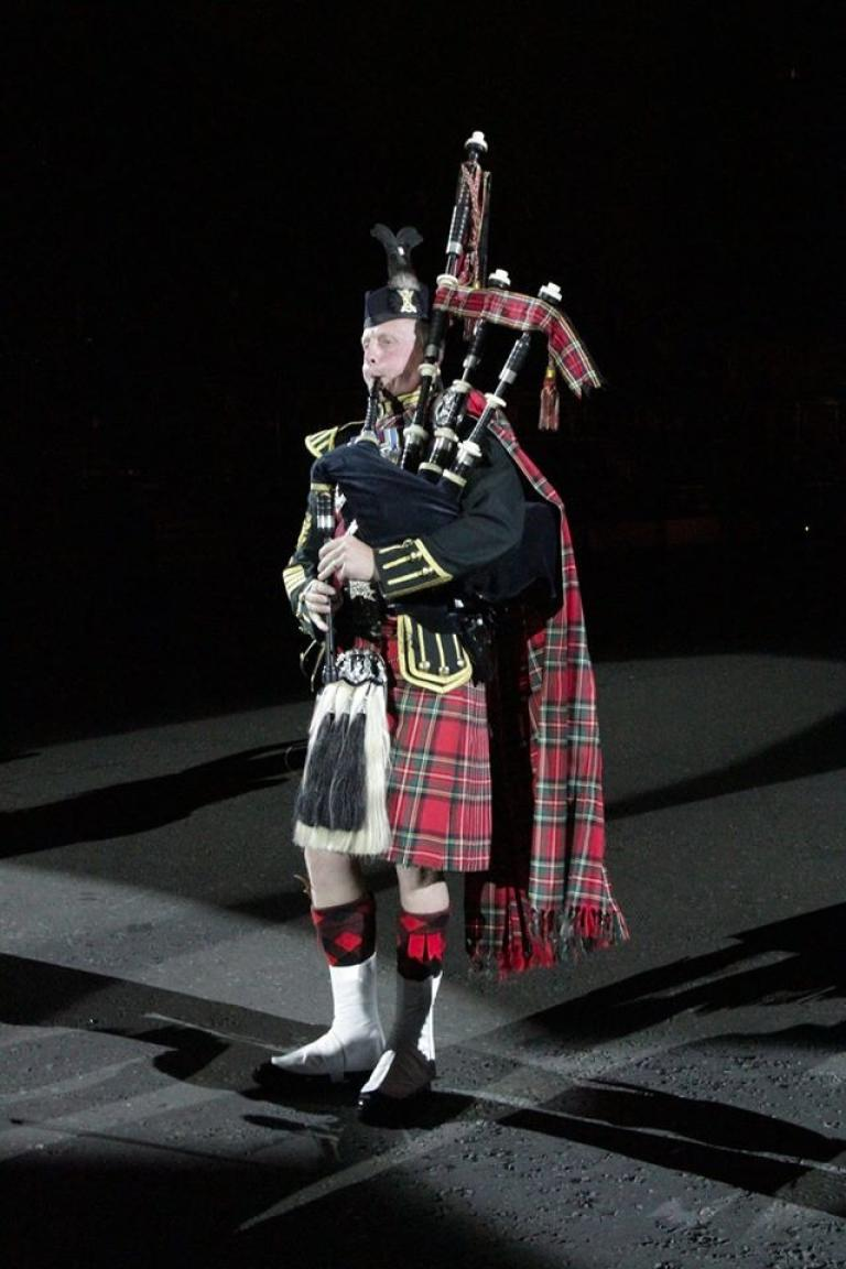 In pictures royal edinburgh military tattoo opening night for Royal military tattoo