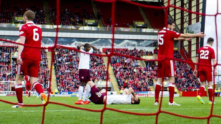 Why are Aberdeen suffering a Scottish Premiership goal drought?