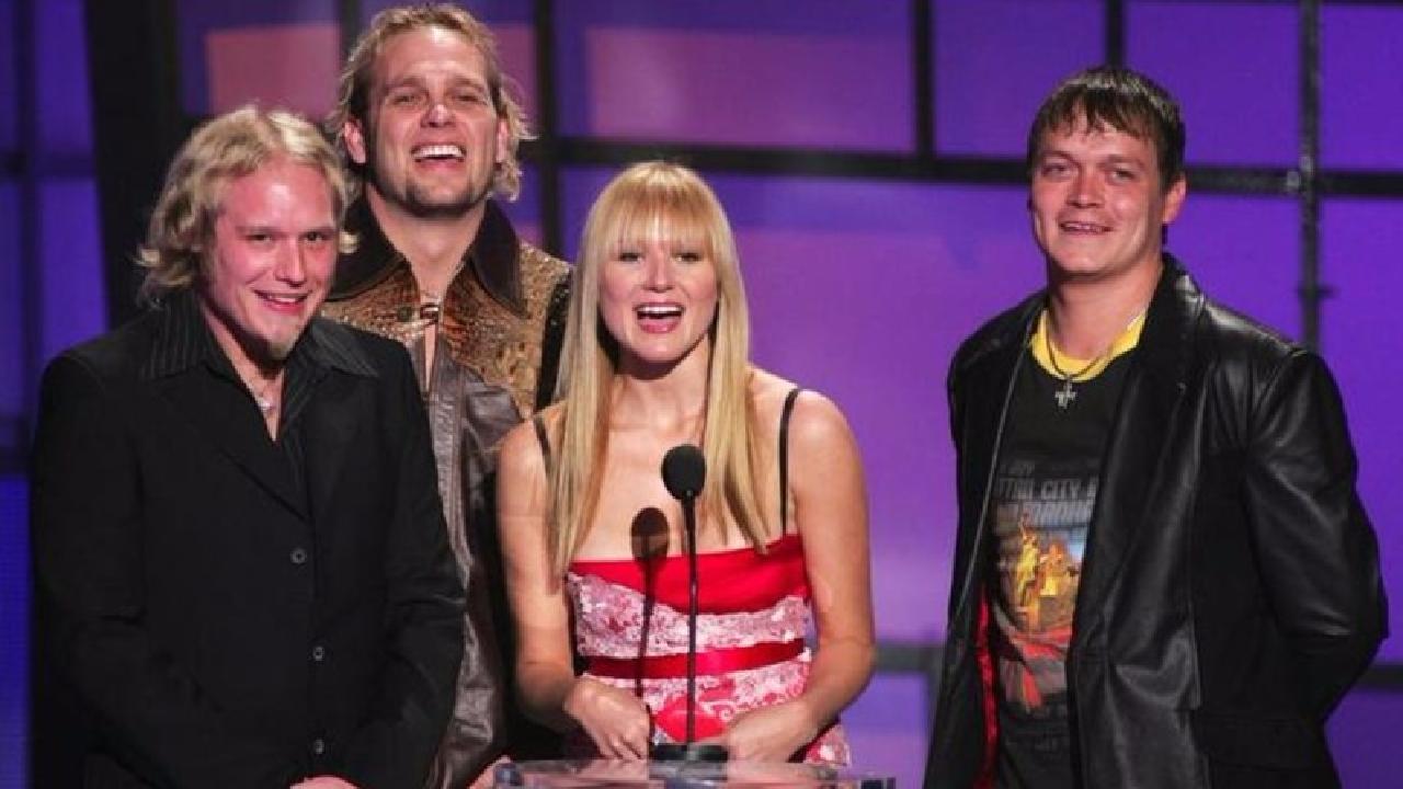 Former 3 Doors Down Guitarist Matt Roberts Dies Aged 38