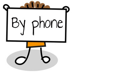 By Phone