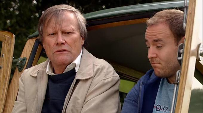 Coronation Street - Corrie (Wed Sep 28, 7.30pm): Roy and Tyrone are stranded