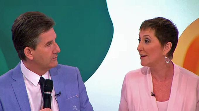Loose Women - Daniel O'Donnell and his wife Majella on coping with cancer