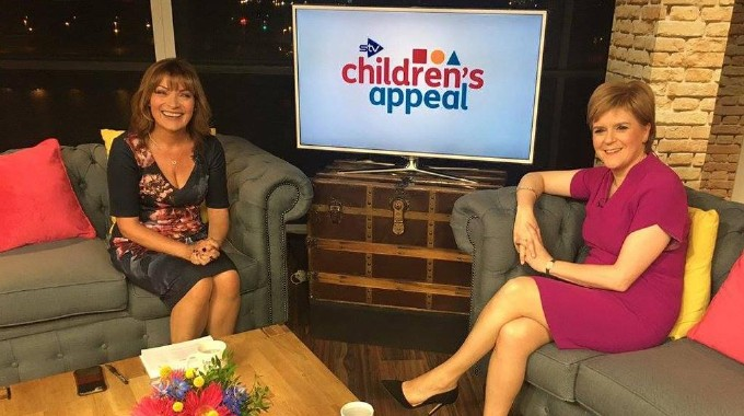 The STV Children's Appeal - Lorraine's Big Appeal: Part 2