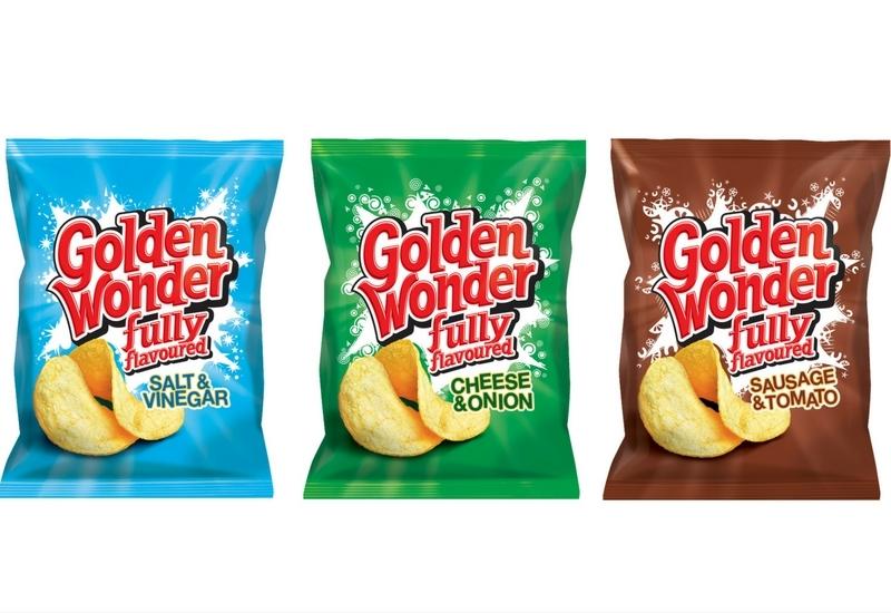 Win with Golden Wonder