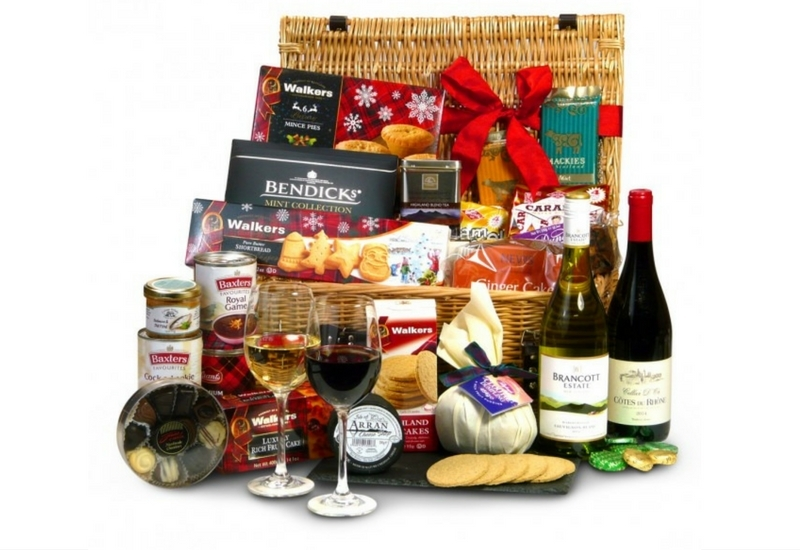 Win a food & drink hamper