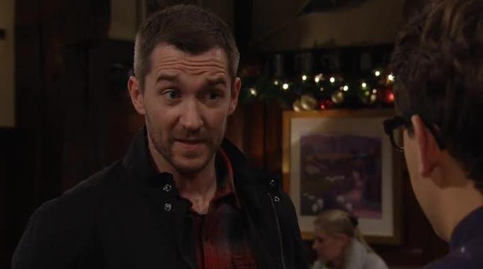 Emmerdale - Emmerdale (Wed Dec 7, 7pm): Pete tells Finn to tell Kasim the truth