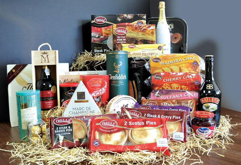 Win a Luxury Bells Food Hamper!