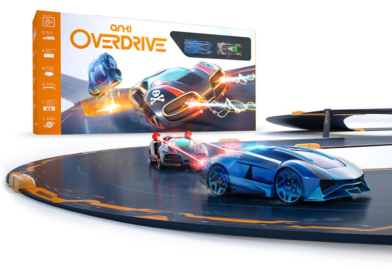 Win an Anki Overdrive!