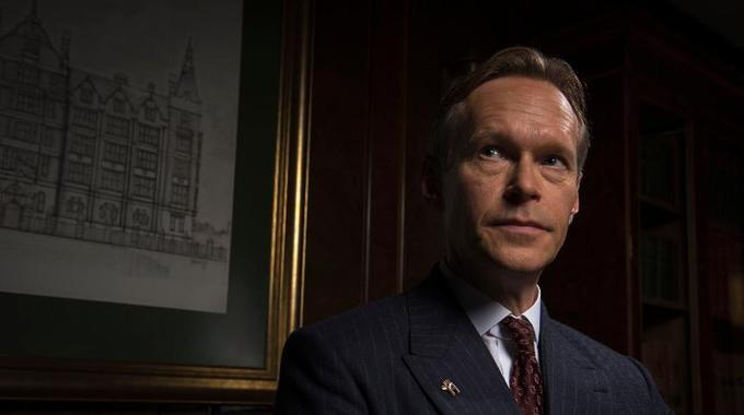 The Halcyon - Steven Mackintosh gives us a sneak peek behind the doors of The Halcyon