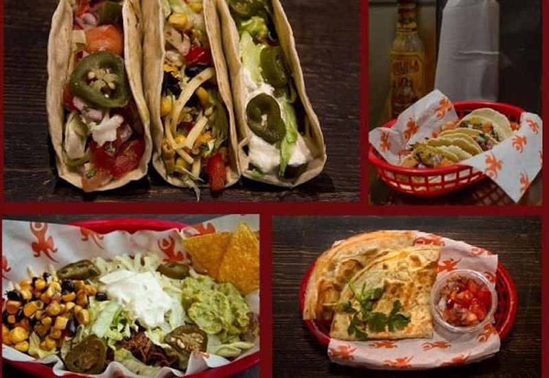 Win a Mexican meal for 4!