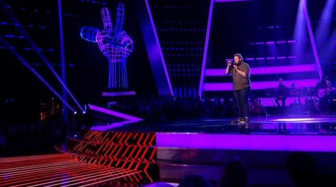 The Voice UK - The Voice week three preview: David Jackson