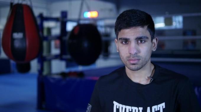STV Fight Night - Kash Farooq has a message for Scott Allan