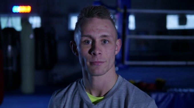 STV Fight Night - Scott Allan will defend his title