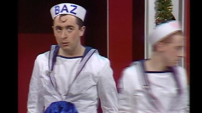 Alan Cumming's Edge of Scotland - Alan Cumming on Glen Michael's Cartoon Cavalcade