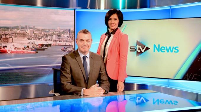 STV News - Aberdeen - Mon 27 Feb, 6.00 pm