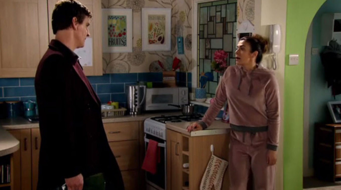 Coronation Street - Corrie (Fri Mar 3, 8.30pm): Robert tries to support Michelle