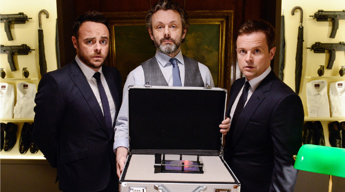 Ant & Dec's Saturday Night Takeaway - The Missing Crown Jewels: Episode 3