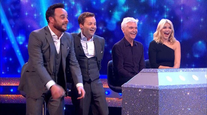 Ant & Dec's Saturday Night Takeaway - Make 'em laugh with Holly & Phil