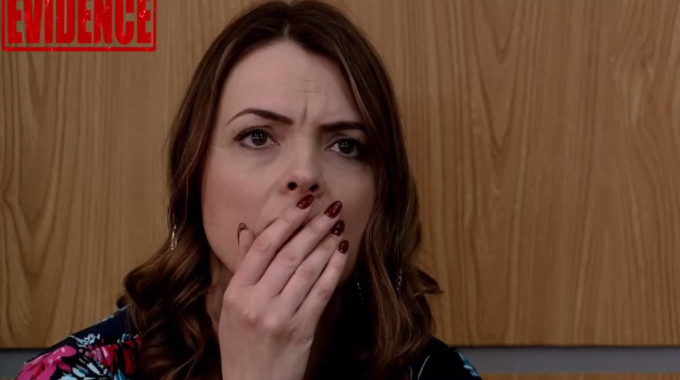 Coronation Street - Evidence: The Barlows find out he was pushed