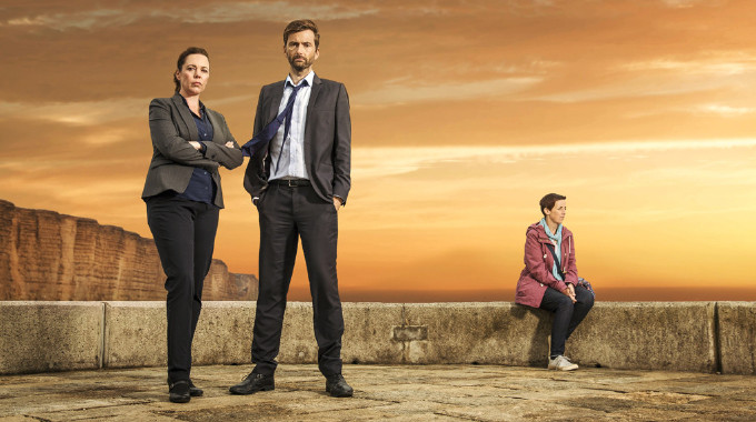 Broadchurch - Mon 17 Apr, 9.00 pm