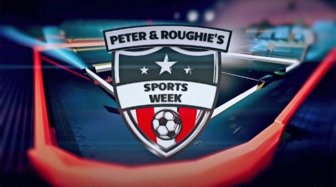 Peter & Roughie's Football Show - Fri 21 Apr, 6.30 pm