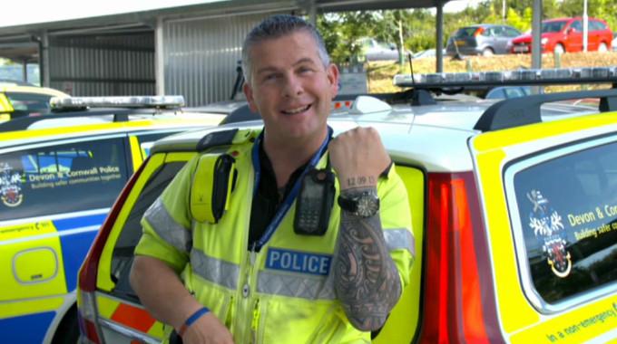 Devon and Cornwall Cops - Mon 24 Apr, 8.00 pm