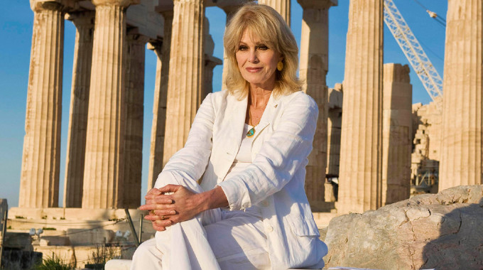 Joanna Lumley's Postcards - Thu 27 Apr, 8.30 pm