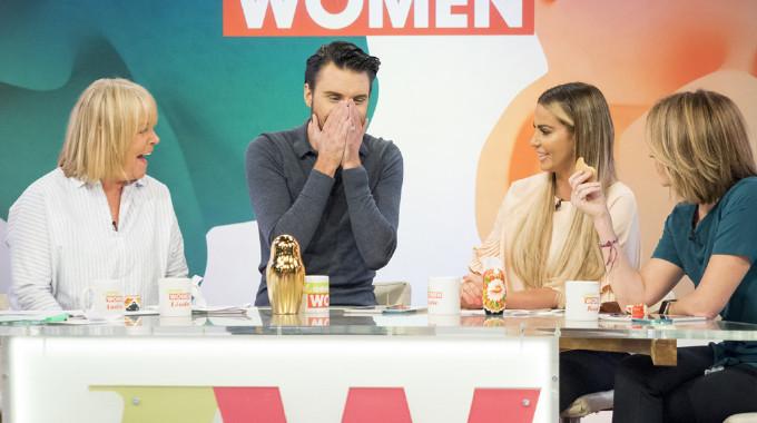 Loose Women - Rylan talks about new game show Babushka