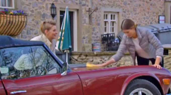 Emmerdale - Emmerdale (Tues May 23, 7pm): Charity 'helps' Debbie with the cars