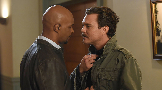 Lethal Weapon - Fri 19 May, 9.00 pm