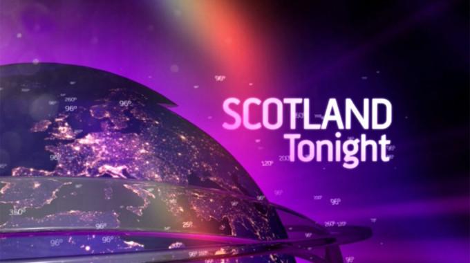 Scotland Tonight - Mon 25 Sep, 10.30 pm