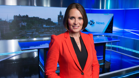 STV News - Edinburgh