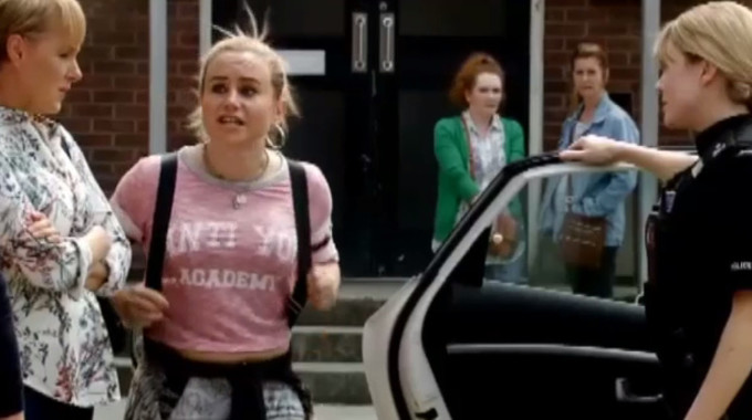 Coronation Street - Corrie (Fri Aug 18, 7.30pm): Gemma is taken by the police