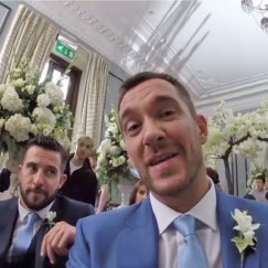 Wedding bells!