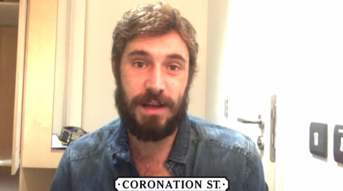 Coronation Street - Corrie: Andy's diaries part 1