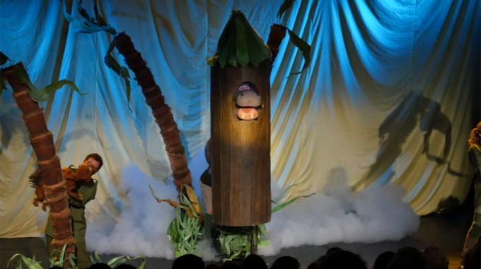 Edinburgh Festival 2017 - David Walliams puppet play