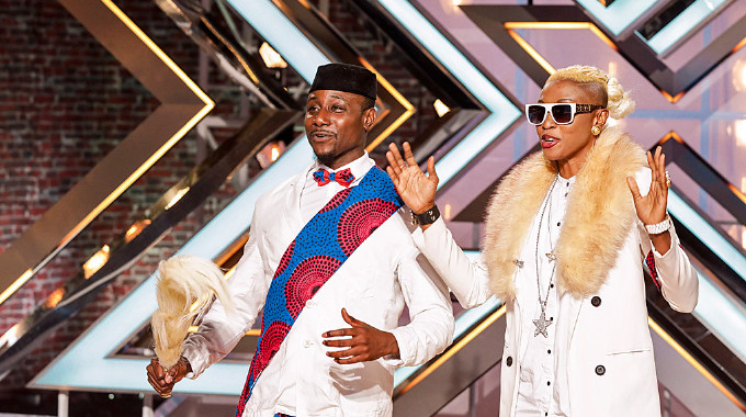The X Factor - The X Factor Show 7: Afro Swagg