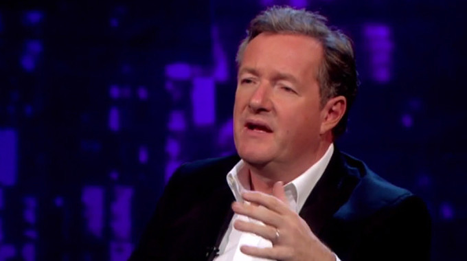 STV First Look - Piers Morgan's Life Stories