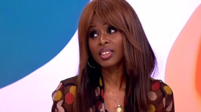 Loose Women - June Sarpong shares her mission to tackle online bullying