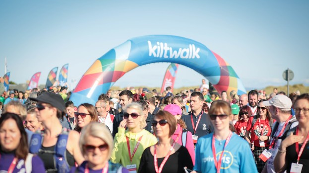 Dundee Kiltwalk 2018