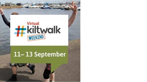 Edinburgh virtual kiltwalk