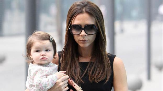 Harper Beckham's job offer