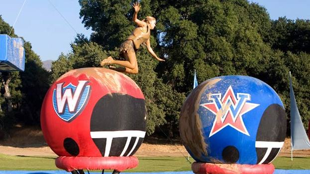 Having a ball? Wipeout coming to an end