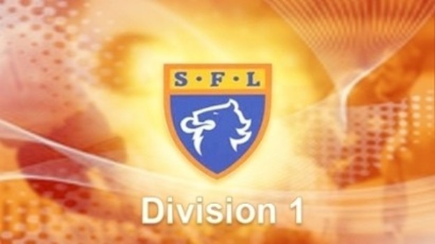 Queen of the South were relegated from the First Division after defeat at Starks Park