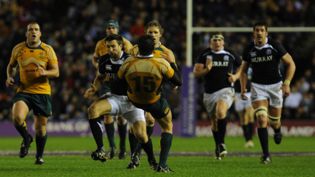 As crunch looms, here are five Scottish wins over Aussies