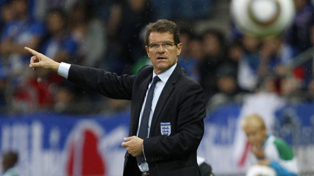 You can't beat experience: Fabio Capello is taking the squad with the oldest average age to South Africa.