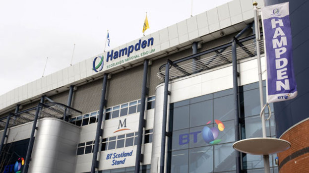 Hampden Park is where work permit submissions and appeals are held by the Scottish Football Association.
