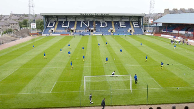 Dundee's punishment for administration not fixed